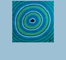 Secret Waterhole (Blue) Unisex T-Shirt
