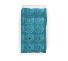 Secret Waterhole (Blue) Duvet Cover