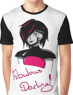 Metatton - Fabulous Darling! Graphic T-Shirt