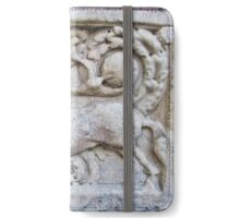 Centaur with a bow and arrow iPhone Wallet/Case/Skin