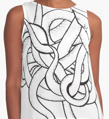 Tangle of Tentacles Contrast Tank