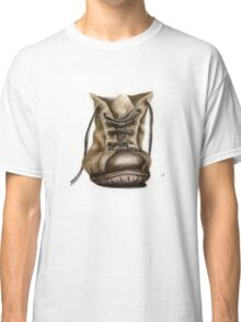 old boot Classic T-Shirt
