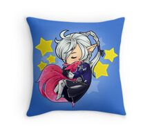 Sleeping Alphinaud Throw Pillow