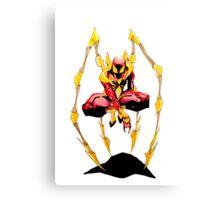 Iron-Spider Canvas Print