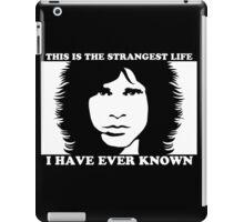 Jim's Strange Life Print iPad Case/Skin
