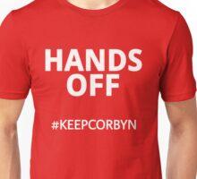 HANDS OFF #KEEPCORBYN Unisex T-Shirt