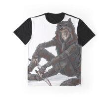 wolf boy Graphic T-Shirt