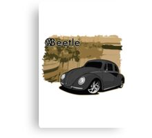 Beetle- Marina Setting Canvas Print