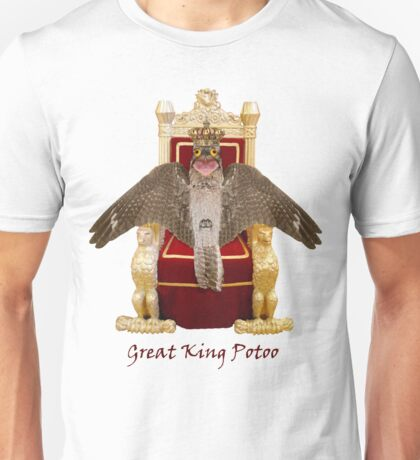 Potoo! Unisex T-Shirt
