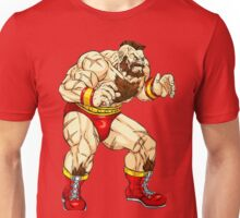 Zangief - russian fighter Unisex T-Shirt