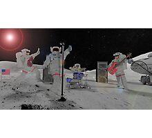 Moon Rock Photographic Print