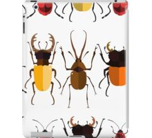 Cute Bugs iPad Case/Skin