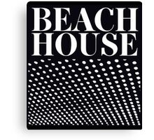 Beach House Bloom Canvas Print