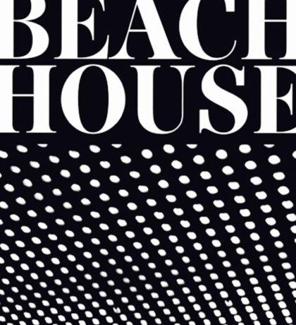 Beach House Bloom Sticker