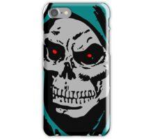 japan ghost rider vaporwave iPhone Case/Skin