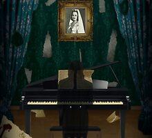 Ghost Love Score by loudlady2
