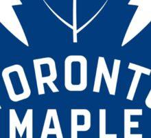 Toronto Maple Leafs New Away Logo Sticker