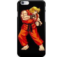 Ken - Hadoken fighter iPhone Case/Skin