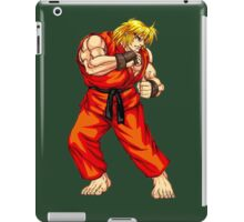 Ken - Hadoken fighter iPad Case/Skin