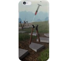 Morning Stroll iPhone Case/Skin