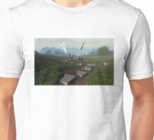 Morning Stroll Unisex T-Shirt