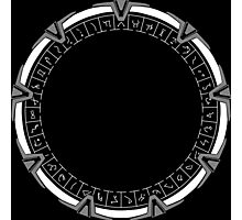 Stargate Photographic Print
