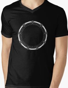 Stargate Mens V-Neck T-Shirt