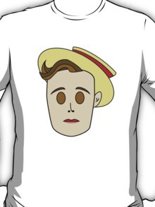 Buster Keaton (Now in Amazing Extra Color!) T-Shirt