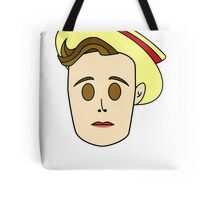 Buster Keaton (Now in Amazing Extra Color!) Tote Bag