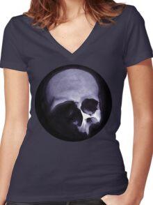 Bones VI Women's Fitted V-Neck T-Shirt