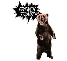 French Toast Photographic Print