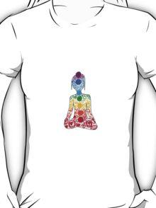 Hindu/Yoga Energy Chakras T-Shirt