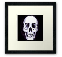 Bones V Framed Print
