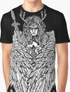 Valkyrie Graphic T-Shirt
