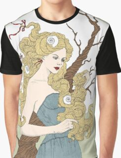In The Breeze Graphic T-Shirt