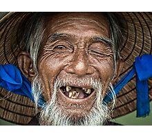 The Vietnam Veteran Photographic Print