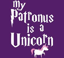 My Patronus Is A Unicorn T Shirt Women's Relaxed Fit T-Shirt