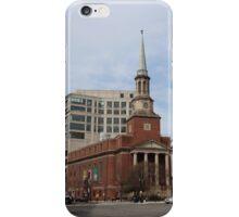 The New York Avenue Presbyterian Church iPhone Case/Skin