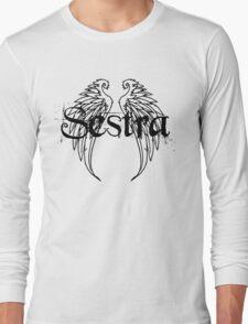 Sestra - Black Long Sleeve T-Shirt