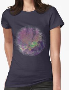 The Night Womens Fitted T-Shirt