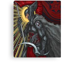red reaper Canvas Print