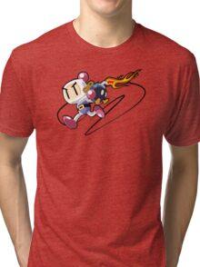 Bobomberman Tri-blend T-Shirt