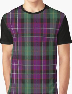 01287 Philly Magic Fashion Tartan  Graphic T-Shirt