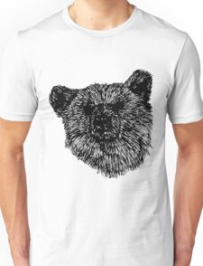 Bear T-shirt Unisex T-Shirt