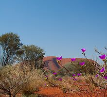 Uluru - NT by GHeathcote