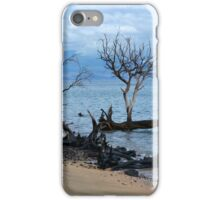 Ghost Trees iPhone Case/Skin