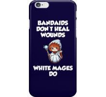 Bandaids are useless iPhone Case/Skin