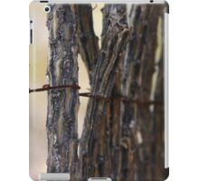 Stick Fence iPad Case/Skin