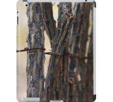 Stick Fence iPad Case/Skin