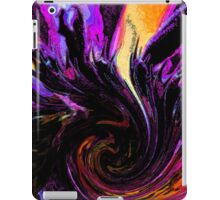 Purple Swirl iPad Case/Skin